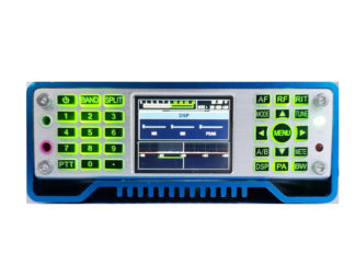 Ailunce HS2 HF VHF UHF SDR Transceiver HS2 is an ultra-portable full-frequency full-mode SDR radio. The HAM-BOX mobile app we developed allows the mobile phone to easily control and play radio stations.